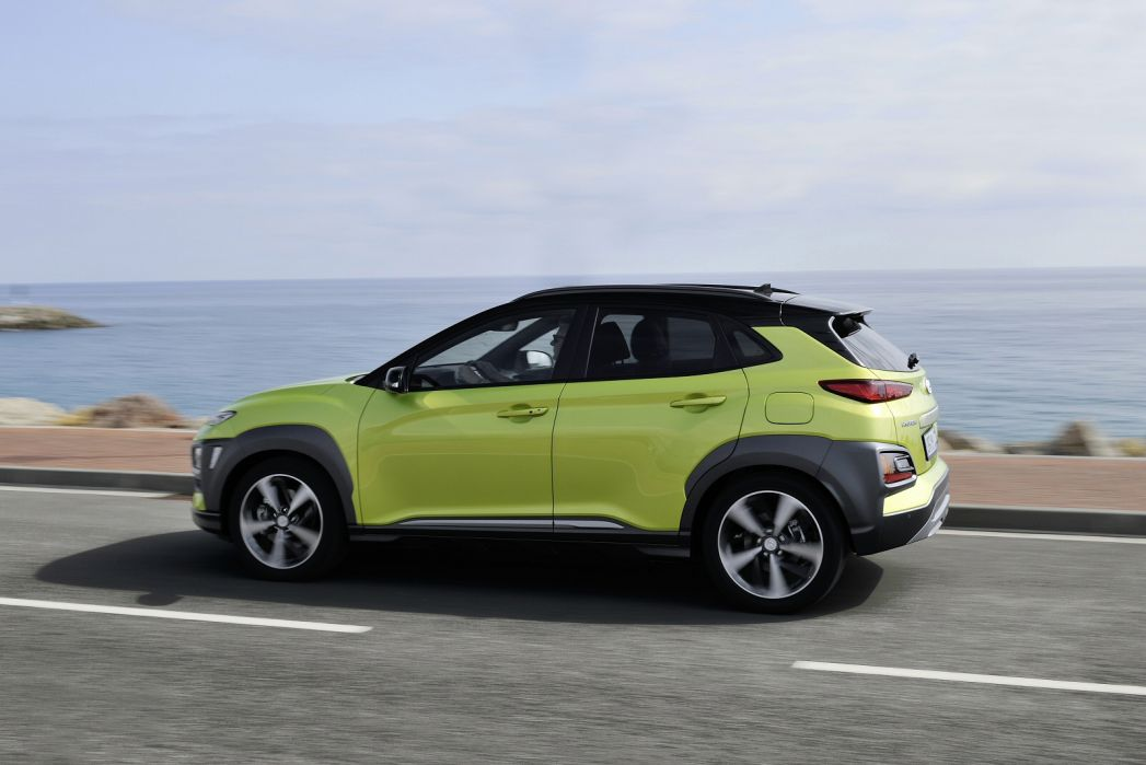 Image 4: Hyundai Kona Hatchback Special Editions 1.0T GDI Play Edition 5dr