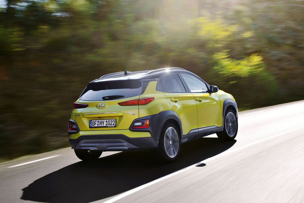 Image 5: Hyundai Kona Hatchback Special Editions 1.0T GDI Play Edition 5dr