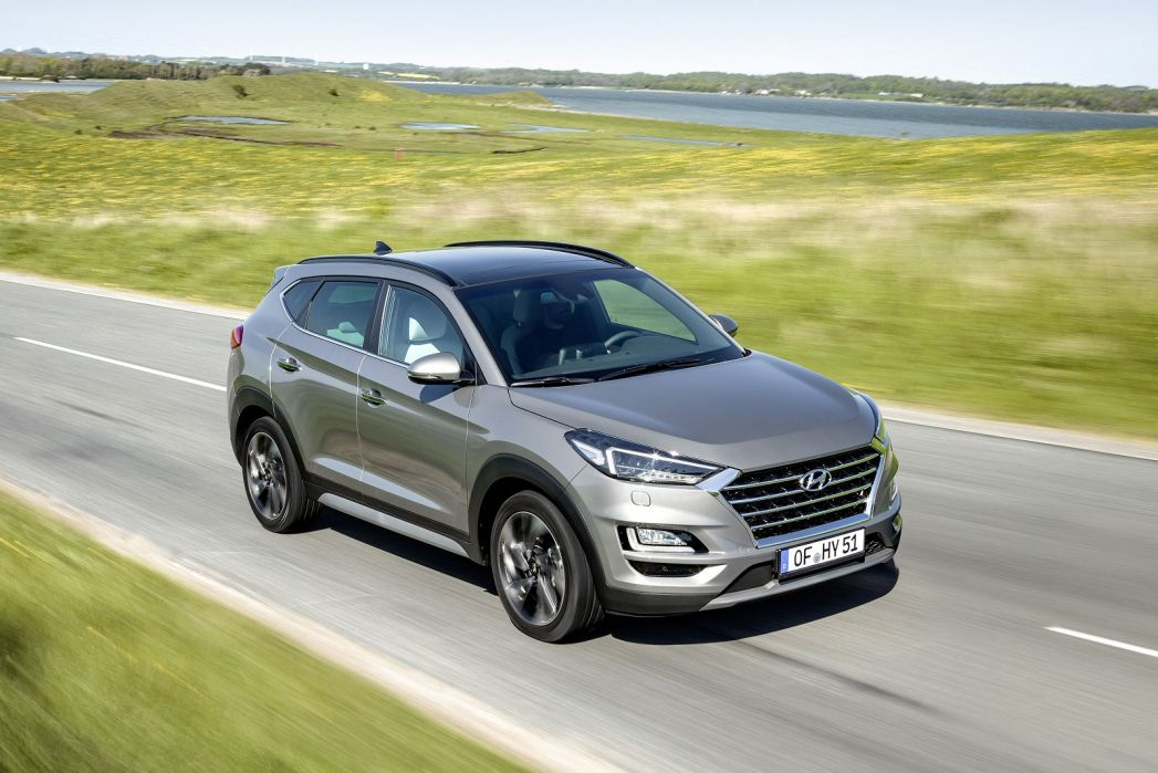 Video Review: Hyundai Tucson Estate 1.6 Tgdi 177 SE NAV 5dr 2WD DCT