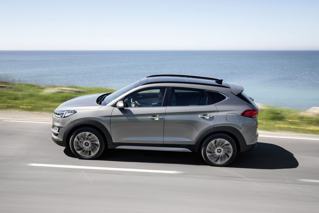 Image 4: Hyundai Tucson Diesel Estate 1.6 Crdi 48V MHD Premium 5dr 2WD
