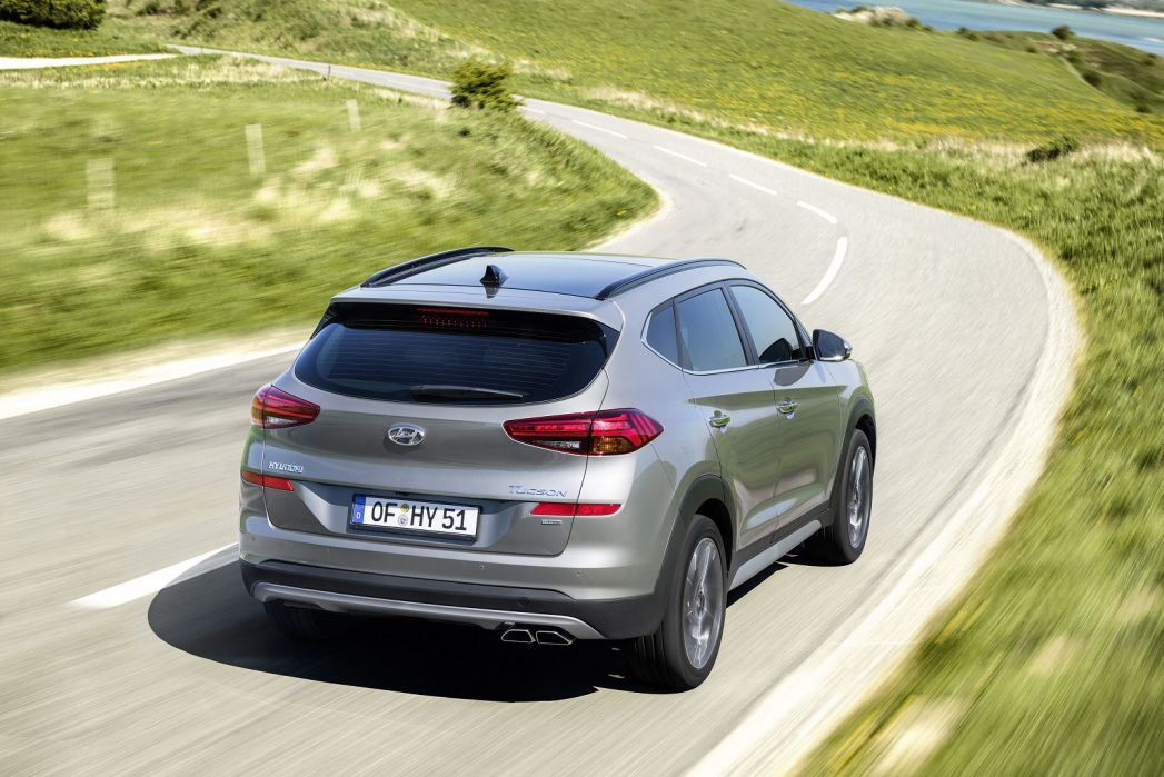 Image 5: Hyundai Tucson Diesel Estate 1.6 Crdi 48V MHD Premium 5dr 2WD
