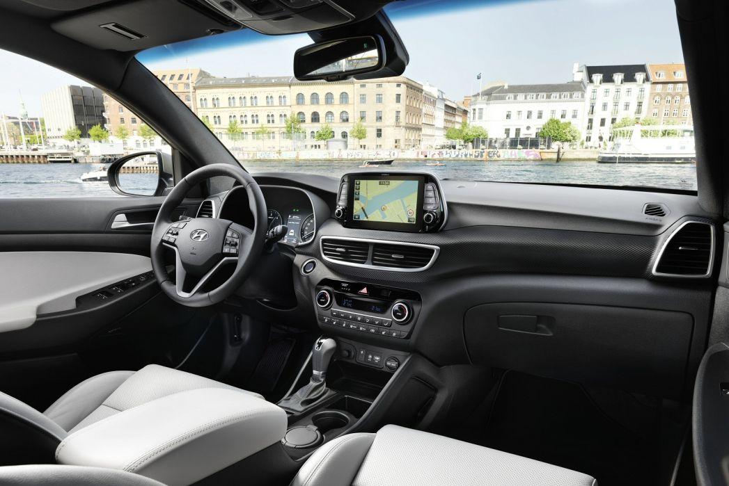 Image 6: Hyundai Tucson Estate 1.6 Tgdi 177 SE NAV 5dr 2WD