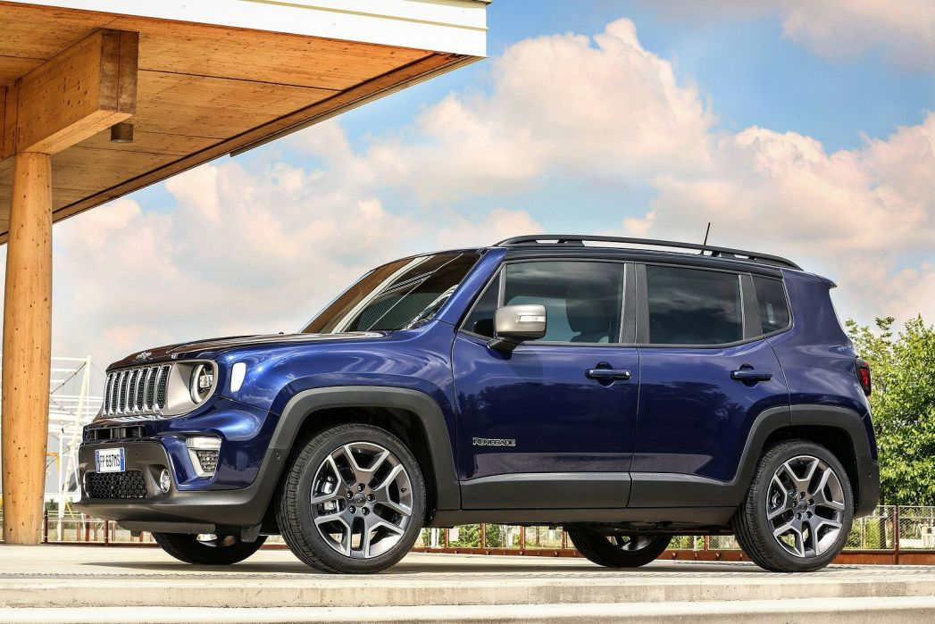 Video Review: Jeep Renegade Hatchback Special Edition 2.0 Multijet Trailhawk 5dr 4WD Auto