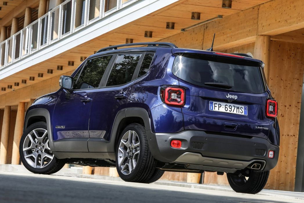 Image 2: Jeep Renegade Hatchback Special Edition 2.0 Multijet Trailhawk 5dr 4WD Auto