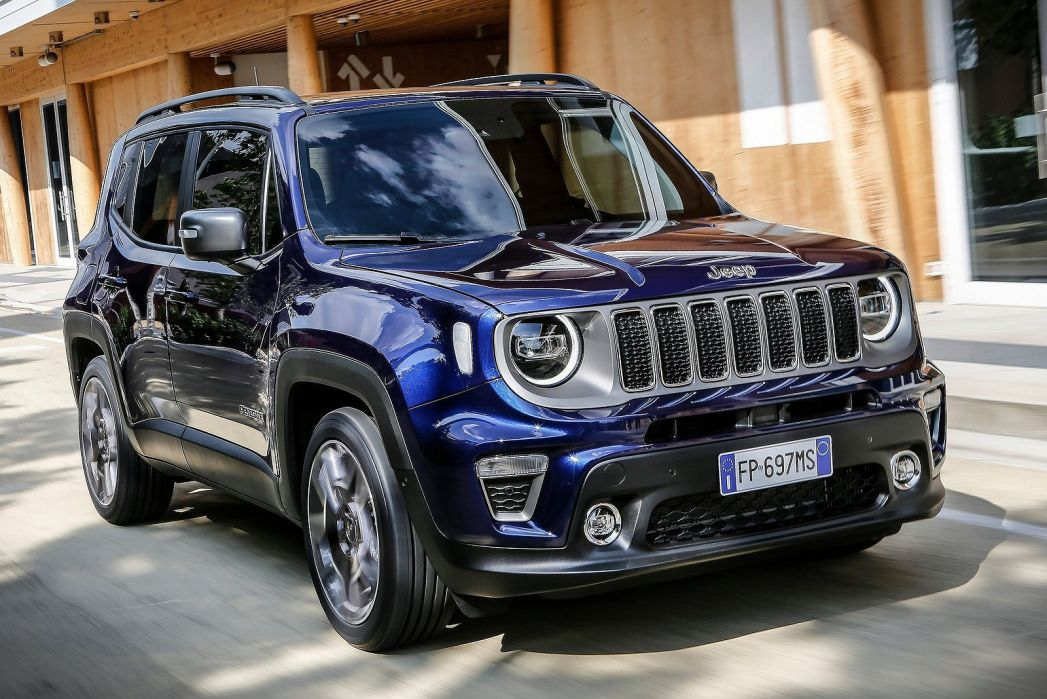 Image 3: Jeep Renegade Hatchback Special Edition 2.0 Multijet Trailhawk 5dr 4WD Auto