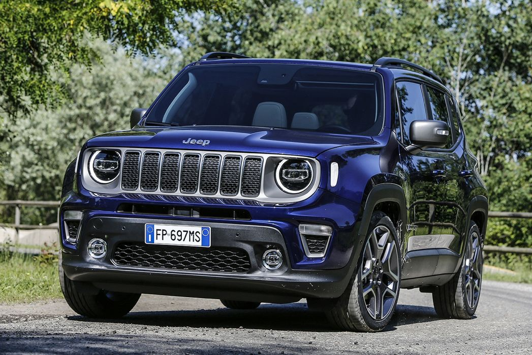 Image 4: Jeep Renegade Hatchback Special Edition 2.0 Multijet Trailhawk 5dr 4WD Auto
