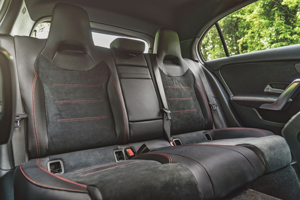 Image 4: Mercedes-Benz A Class Hatchback A180 SE 5dr