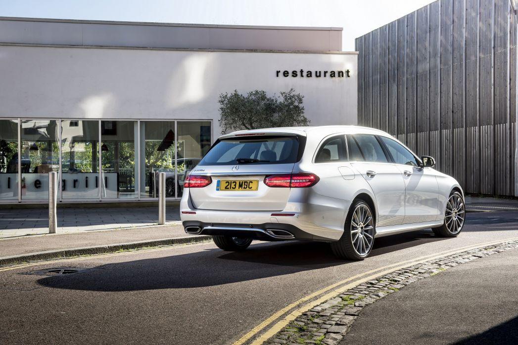 Video Review: Mercedes-Benz E Class Diesel Estate E220d AMG Line Edition Premium 5dr 9G-Tronic