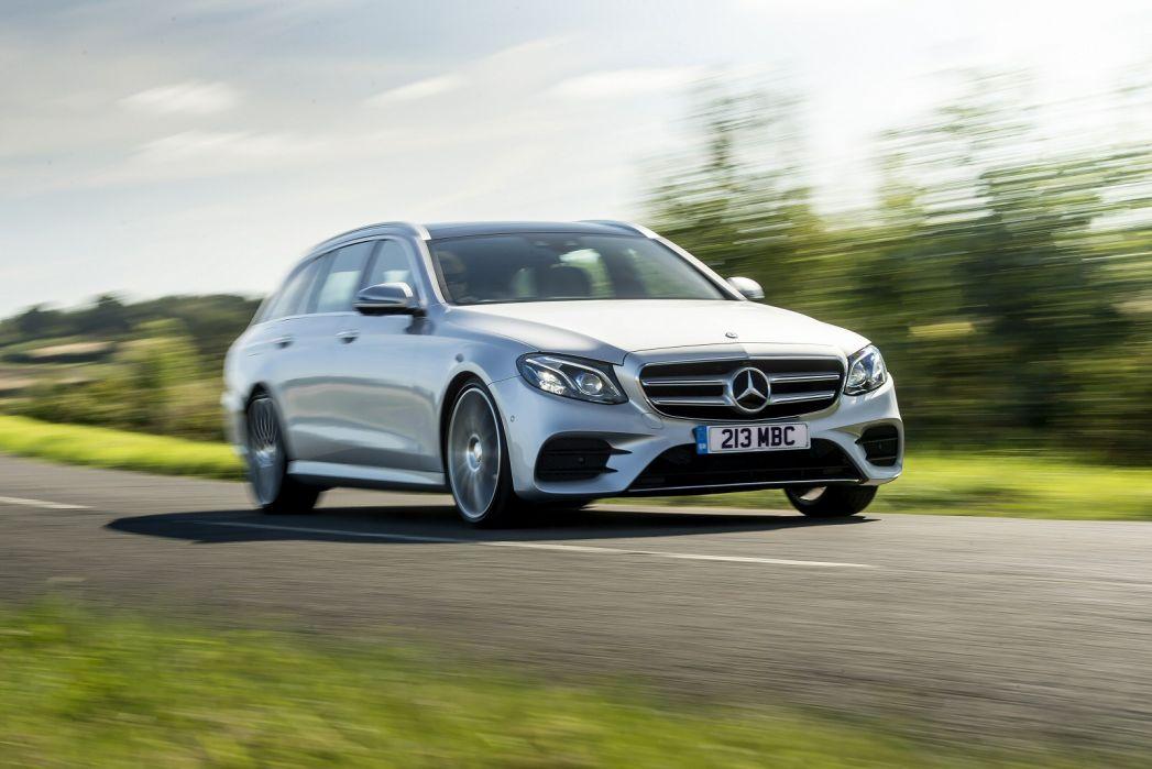 Image 2: Mercedes-Benz E Class Diesel Estate E220d AMG Line Edition Premium 5dr 9G-Tronic
