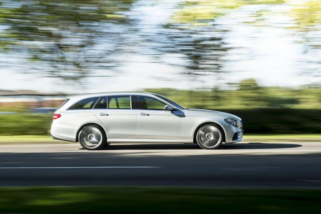 Image 3: Mercedes-Benz E Class Diesel Estate E220d AMG Line Edition Premium 5dr 9G-Tronic