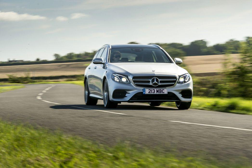 Image 4: Mercedes-Benz E Class Diesel Estate E220d AMG Line Edition Premium 5dr 9G-Tronic