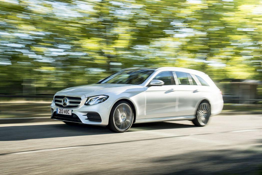 Image 5: Mercedes-Benz E Class Diesel Estate E220d AMG Line Edition Premium 5dr 9G-Tronic