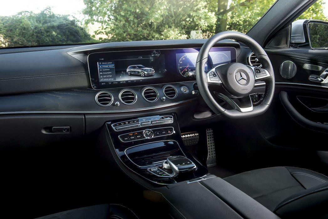 Image 2: Mercedes-Benz E Class Estate E200 AMG Line Edition 5dr 9G-Tronic
