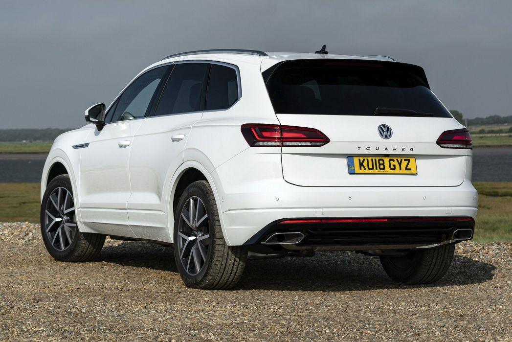 Image 3: Volkswagen Touareg Diesel Estate 3.0 V6 TDI 4motion 231 R-Line 5dr TIP Auto