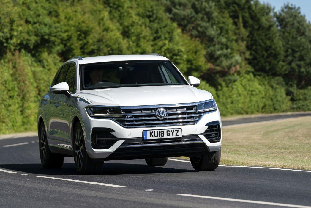 Image 4: Volkswagen Touareg Diesel Estate 3.0 V6 TDI 4motion 231 R-Line 5dr TIP Auto