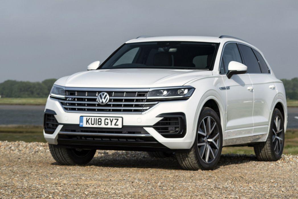 Video Review: Volkswagen Touareg Diesel Estate 3.0 V6 TDI 4motion 231 R-Line 5dr TIP Auto