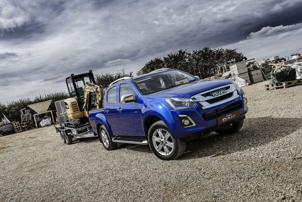 Image 1: Isuzu D-MAX Special Edition 1.9 Fury Double CAB 4X4