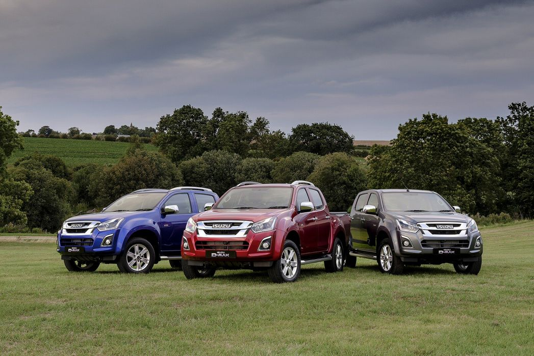 Image 2: Isuzu D-MAX Special Edition 1.9 Fury Double CAB 4X4