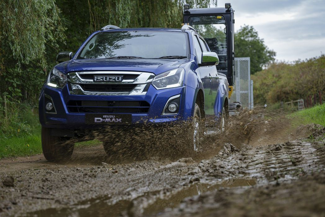Image 3: Isuzu D-MAX Special Edition 1.9 Fury Double CAB 4X4