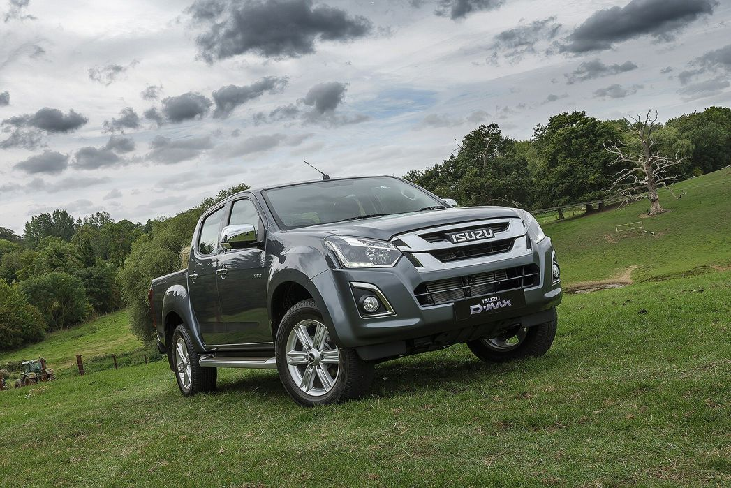 Image 6: Isuzu D-MAX Special Edition 1.9 Fury Double CAB 4X4