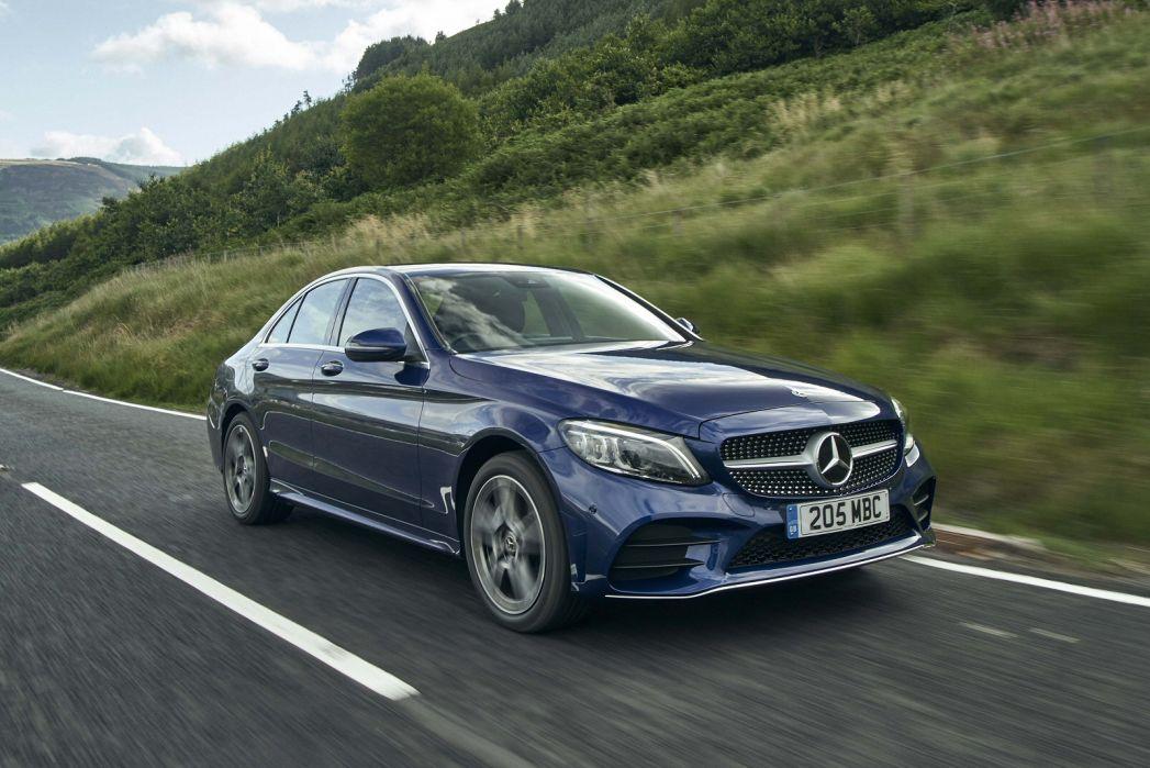 Image 4: Mercedes-Benz C Class Diesel Estate C300d AMG Line Edition 5dr 9G-Tronic
