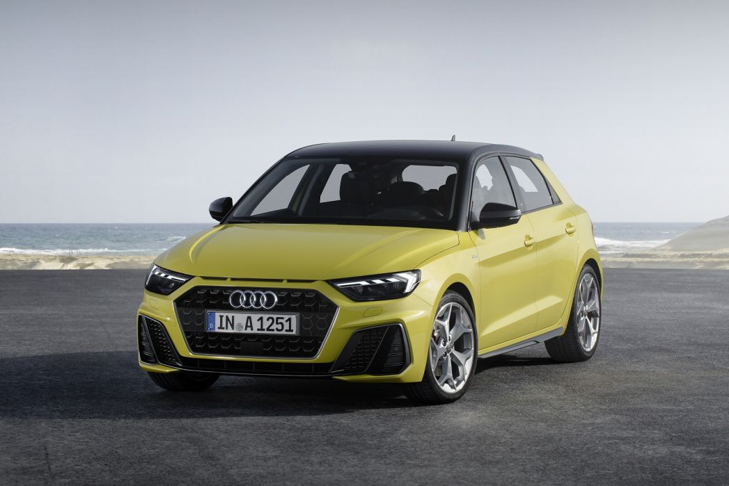 Image 3: Audi A1 Sportback 30 Tfsi S Line 5dr