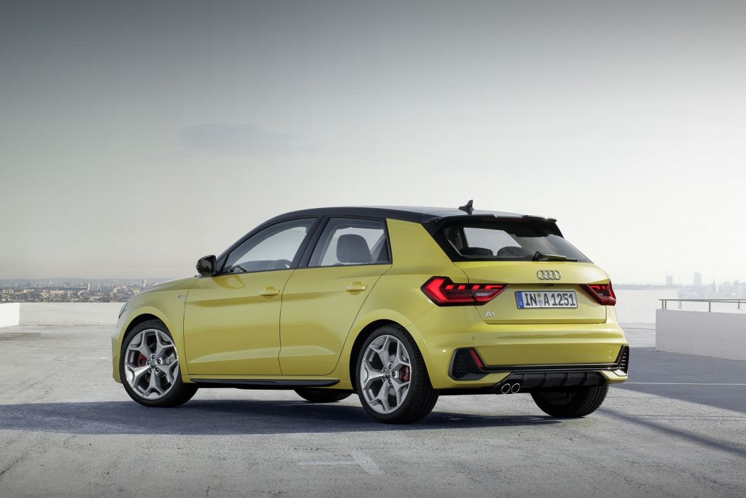 Image 6: Audi A1 Sportback 30 Tfsi Sport 5dr