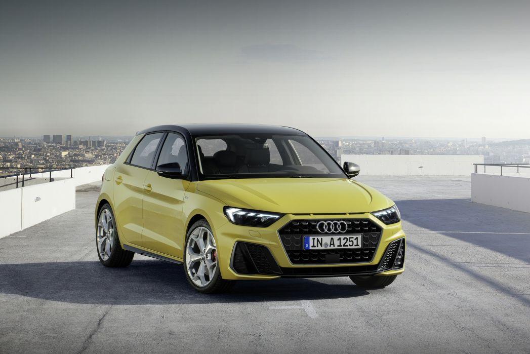 Image 2: Audi A1 Sportback 30 Tfsi S Line 5dr