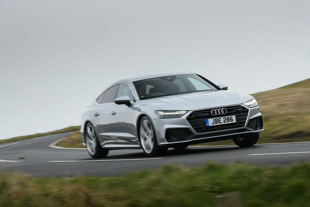 Image 3: Audi A7 Diesel Sportback 40 TDI S Line 5dr S Tronic [comfort+sound]