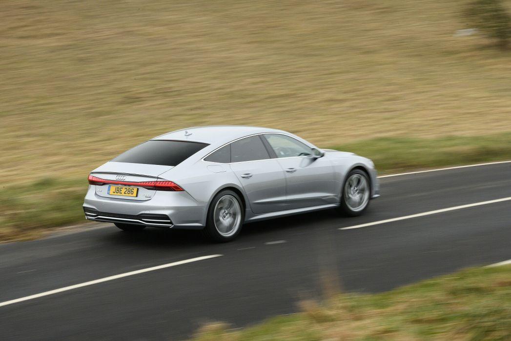 Image 4: Audi A7 Diesel Sportback 40 TDI S Line 5dr S Tronic [comfort+sound]