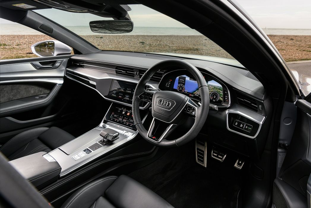 Image 2: Audi A7 Diesel Sportback 40 TDI S Line 5dr S Tronic