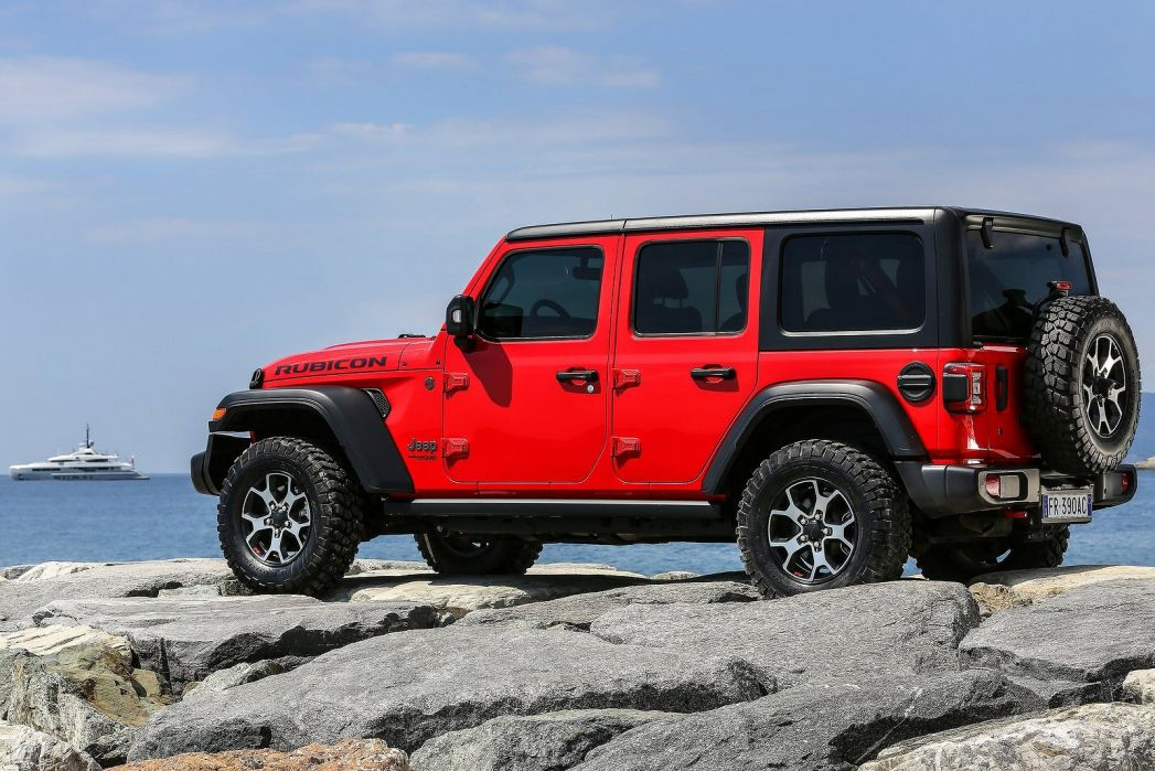 Image 6: Jeep Wrangler Hard TOP Diesel 2.2 Multijet Rubicon 2dr Auto8