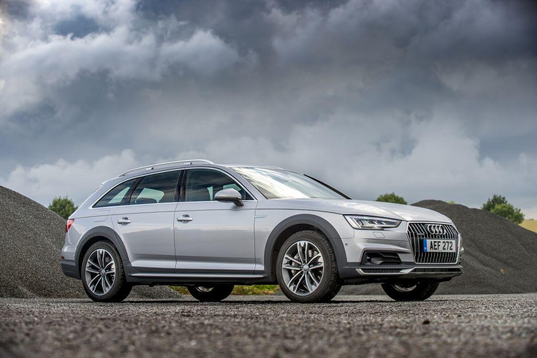 Video Review: Audi A4 Allroad Estate 45 Tfsi Quattro Sport 5dr S Tronic