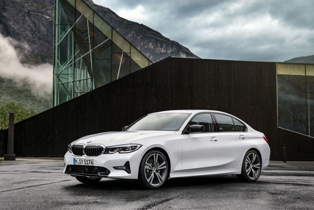 Image 6: BMW 3 Series Diesel Saloon 320D Sport 4dr