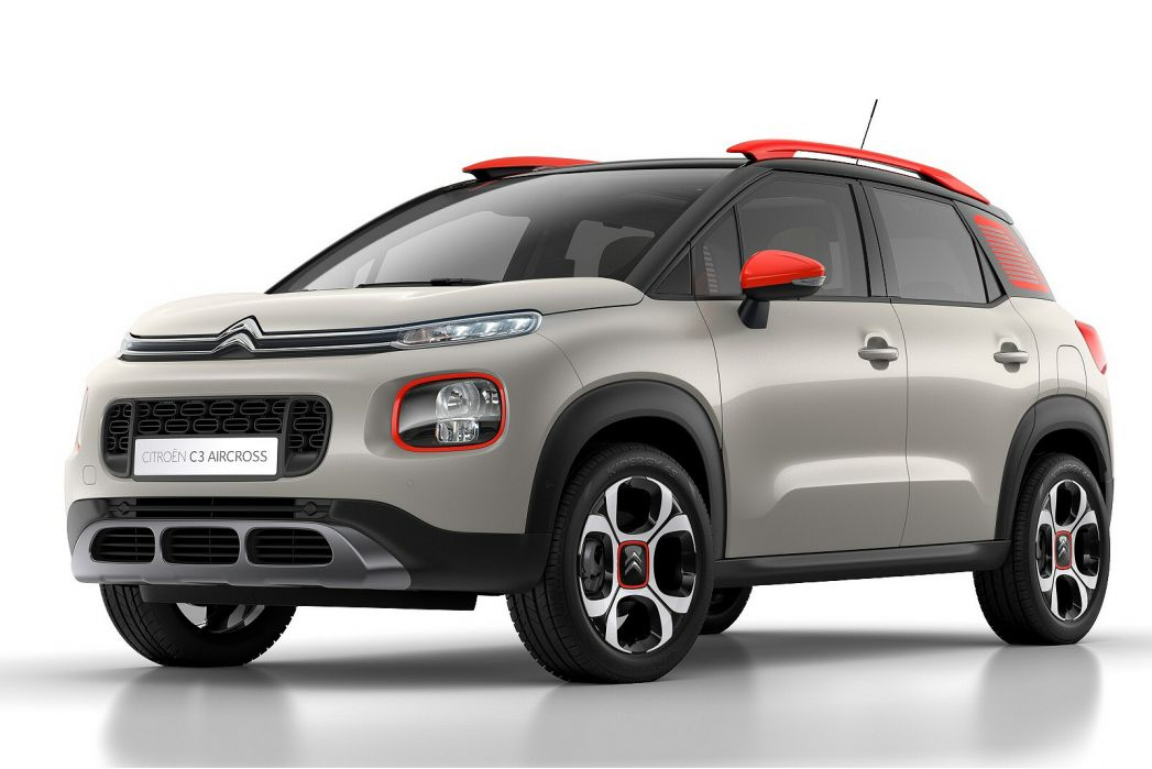 Image 5: Citroen C3 Aircross Diesel Hatchback 1.5 Bluehdi Flair 5dr [6 Speed]