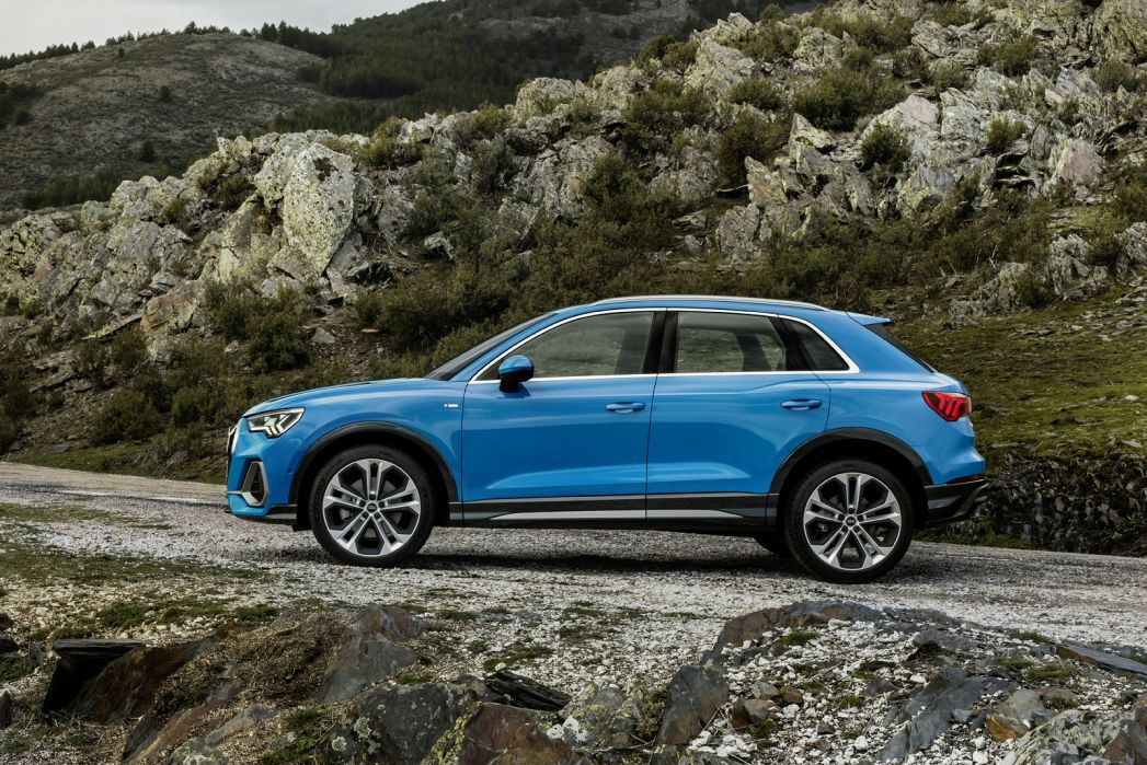 Video Review: Audi Q3 Diesel Estate 35 TDI Vorsprung 5dr S Tronic