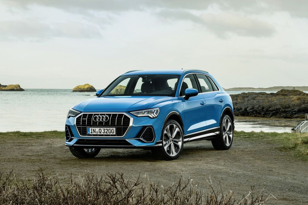 Image 6: Audi Q3 Estate Special Editions 40 Tfsi Quattro Edition 1 5dr S Tronic