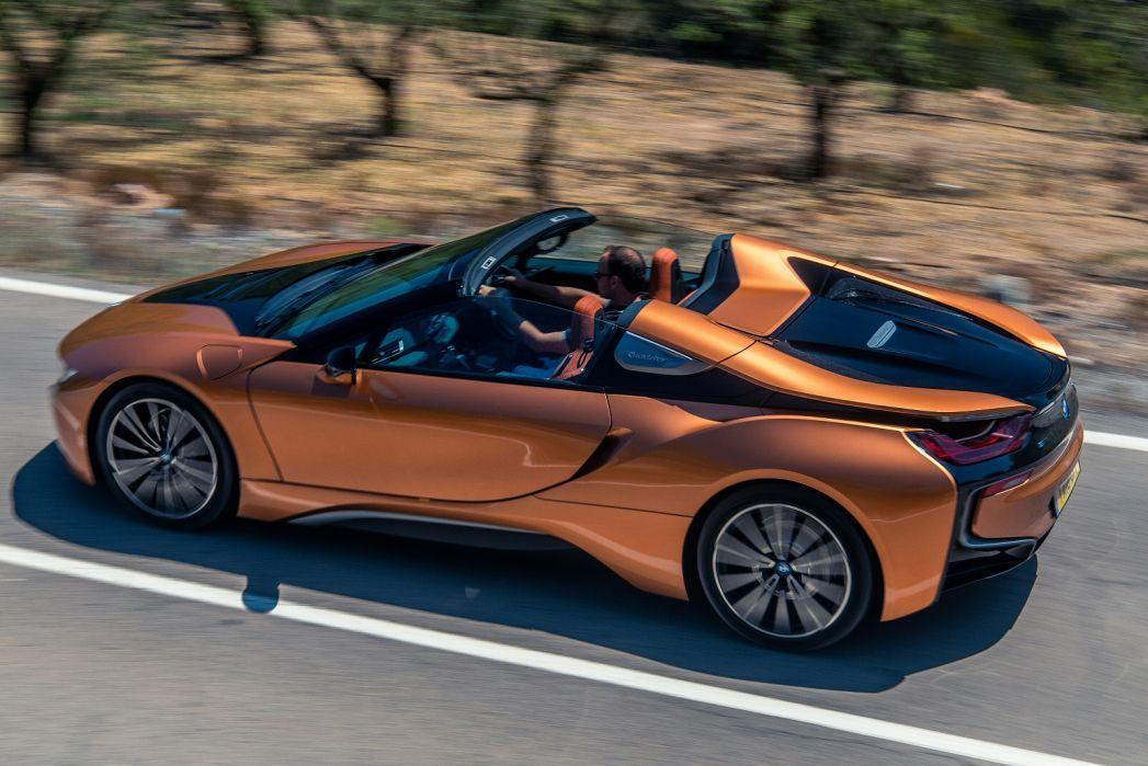 Image 5: BMW I8 Roadster 2dr Auto