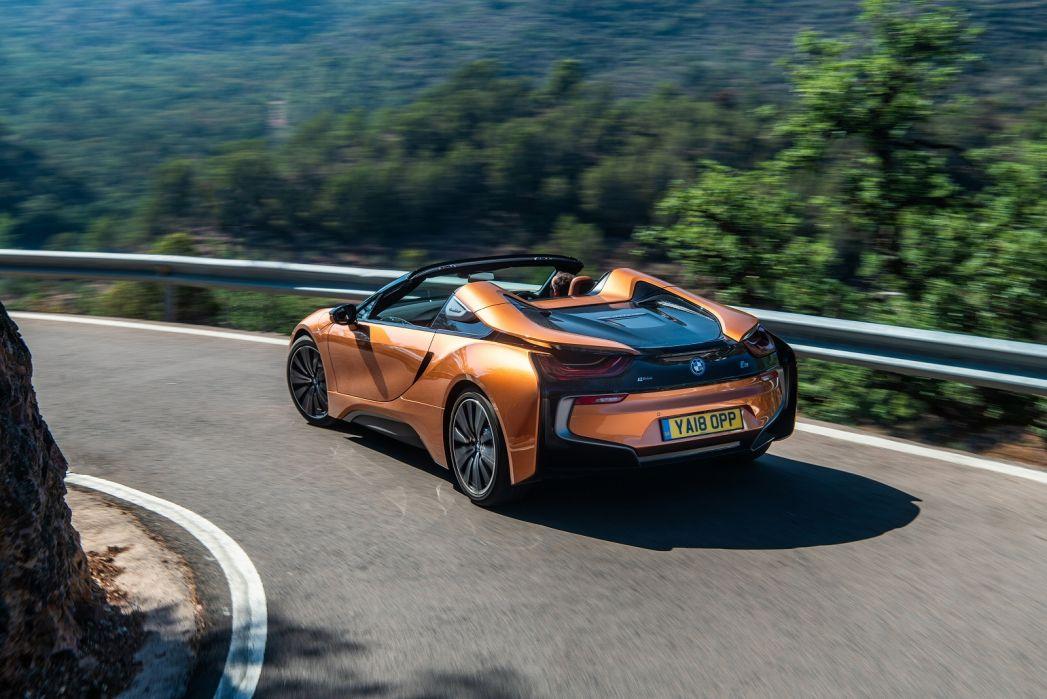 Image 4: BMW I8 Roadster 2dr Auto