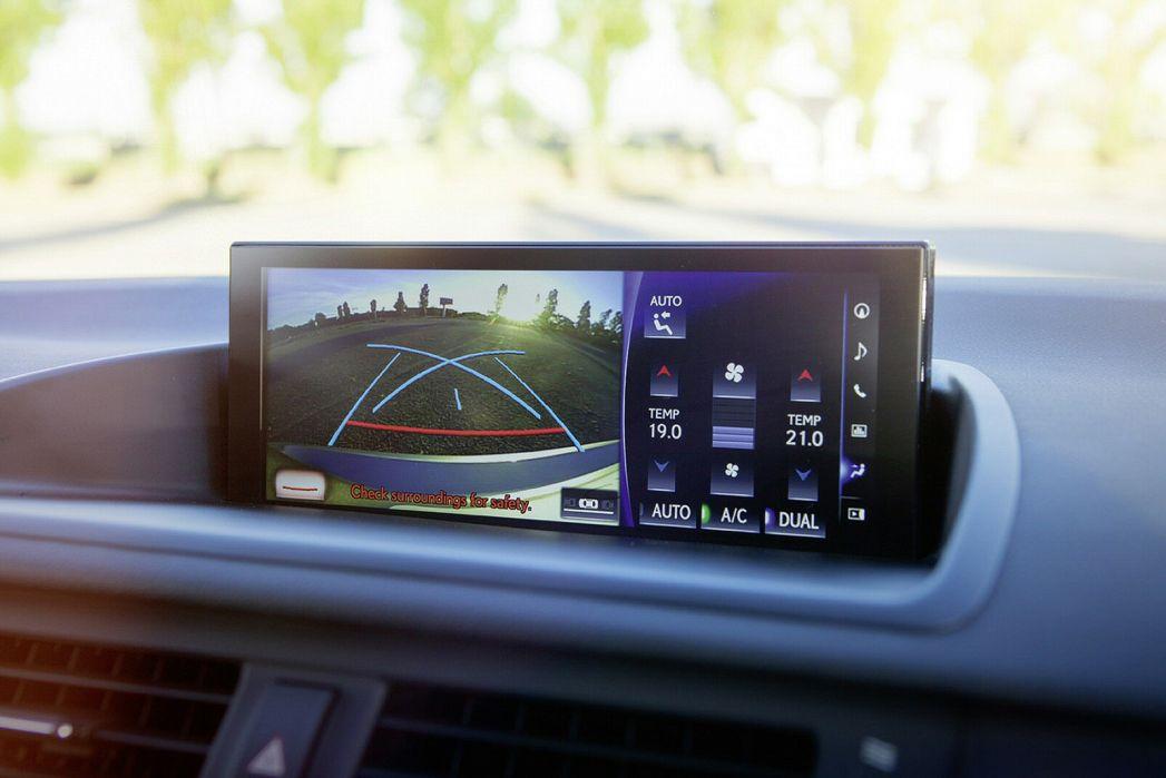 Image 2: Lexus CT Hatchback 200H 1.8 5dr CVT [sport Pack]