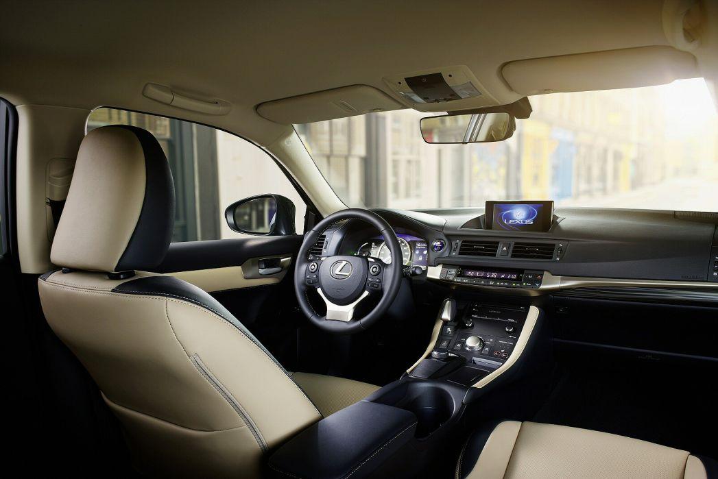 Image 5: Lexus CT Hatchback 200H 1.8 5dr CVT [sport Pack]
