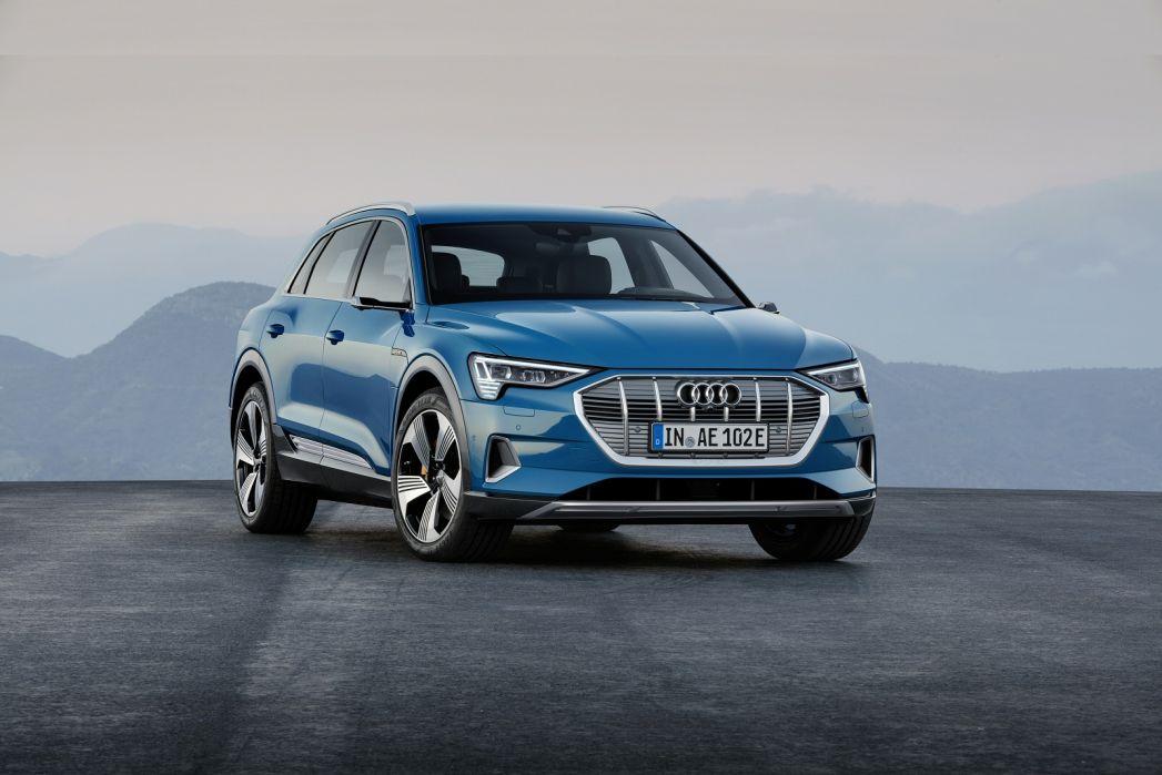 Video Review: Audi E-Tron Estate 300KW 55 Quattro 95KWH 5dr Auto