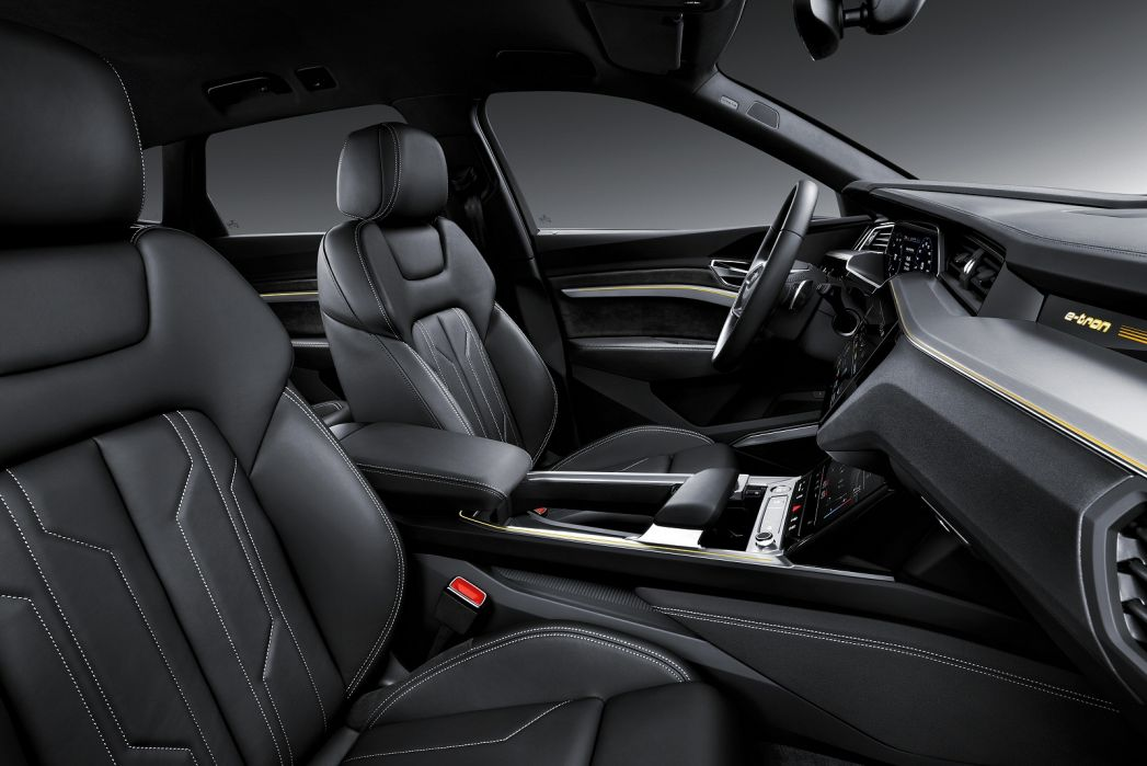 Image 5: Audi E-Tron Estate Special Editions 300KW 55 Quattro 95KWH Launch Edition 5dr Auto