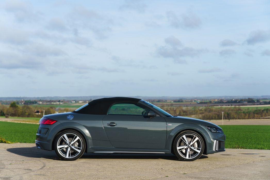 Image 2: Audi TT Roadster 45 Tfsi Quattro Sport 2dr S Tronic [tech Pack]