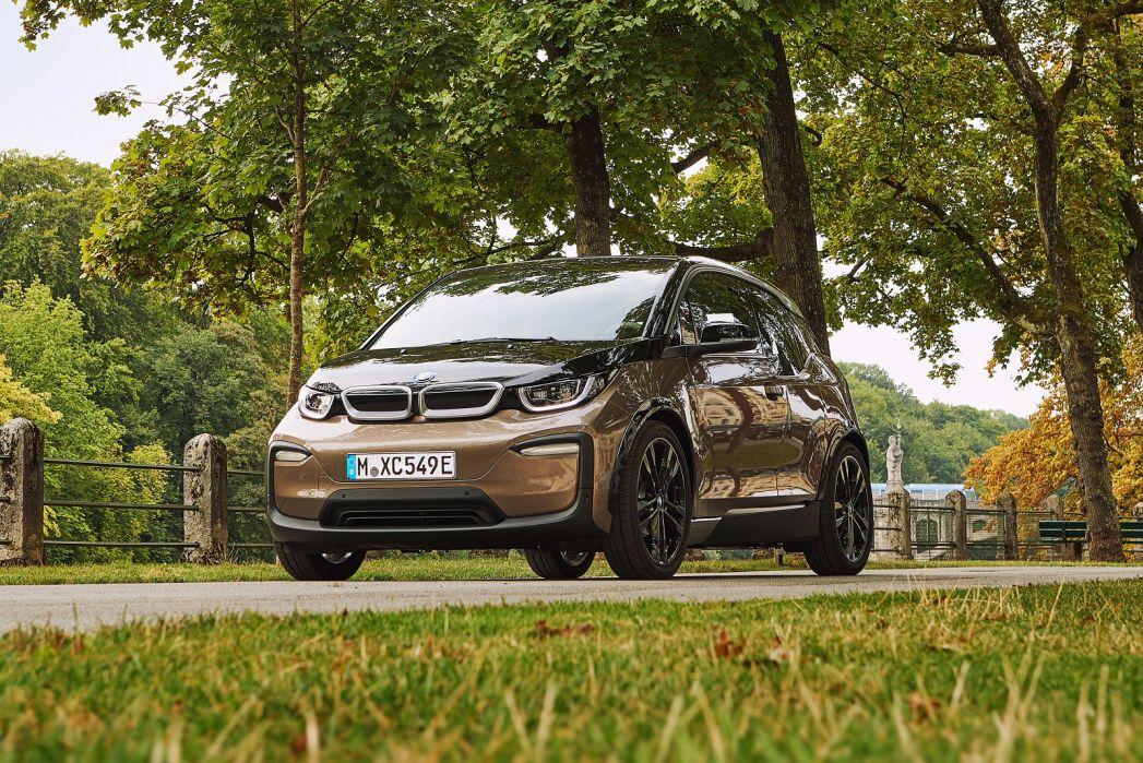 Image 5: BMW I3 Hatchback 135KW S 42KWH 5dr Auto [lodge Interior World]