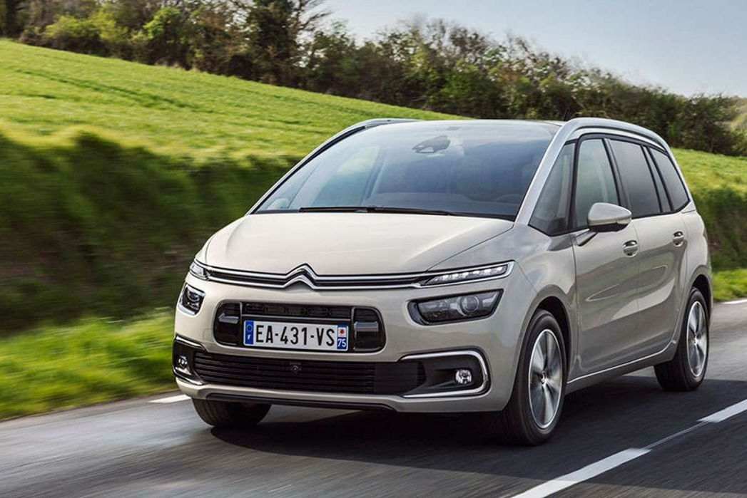 Video Review: Citroen Grand C4 Spacetourer Estate 1.2 Puretech 130 Flair 5dr