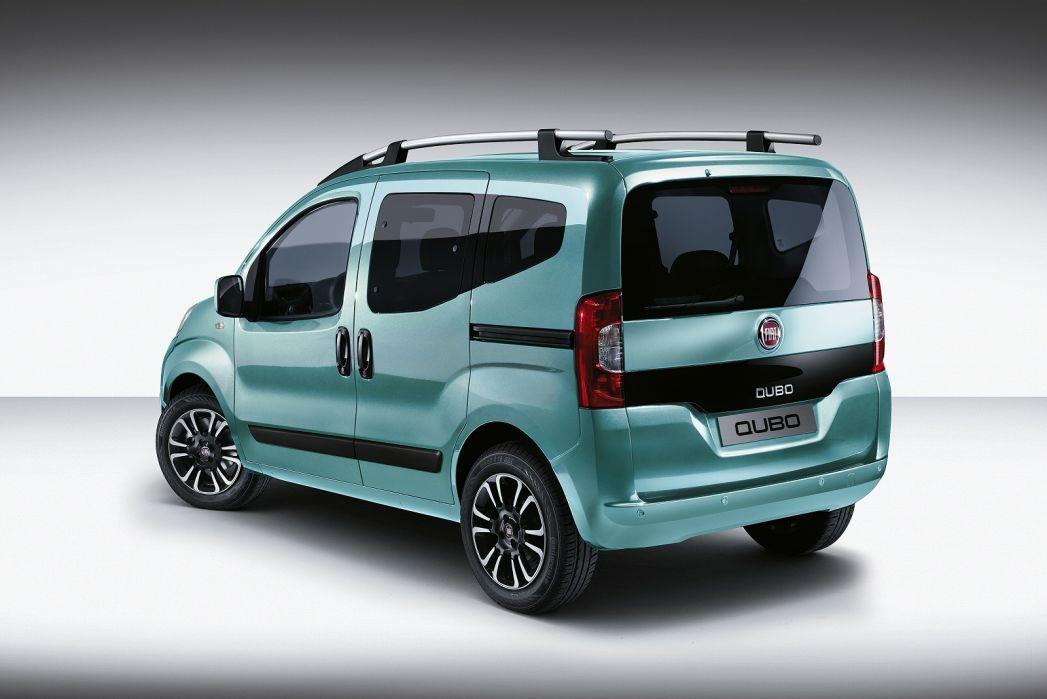 Image 2: Fiat Qubo Diesel Estate 1.3 Multijet Lounge 5dr