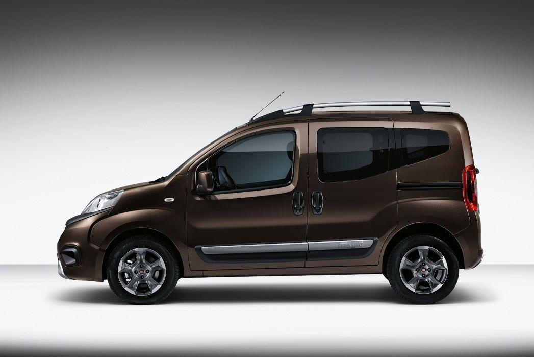 Image 4: Fiat Qubo Diesel Estate 1.3 Multijet Lounge 5dr