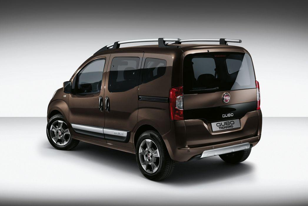 Image 5: Fiat Qubo Diesel Estate 1.3 Multijet Lounge 5dr