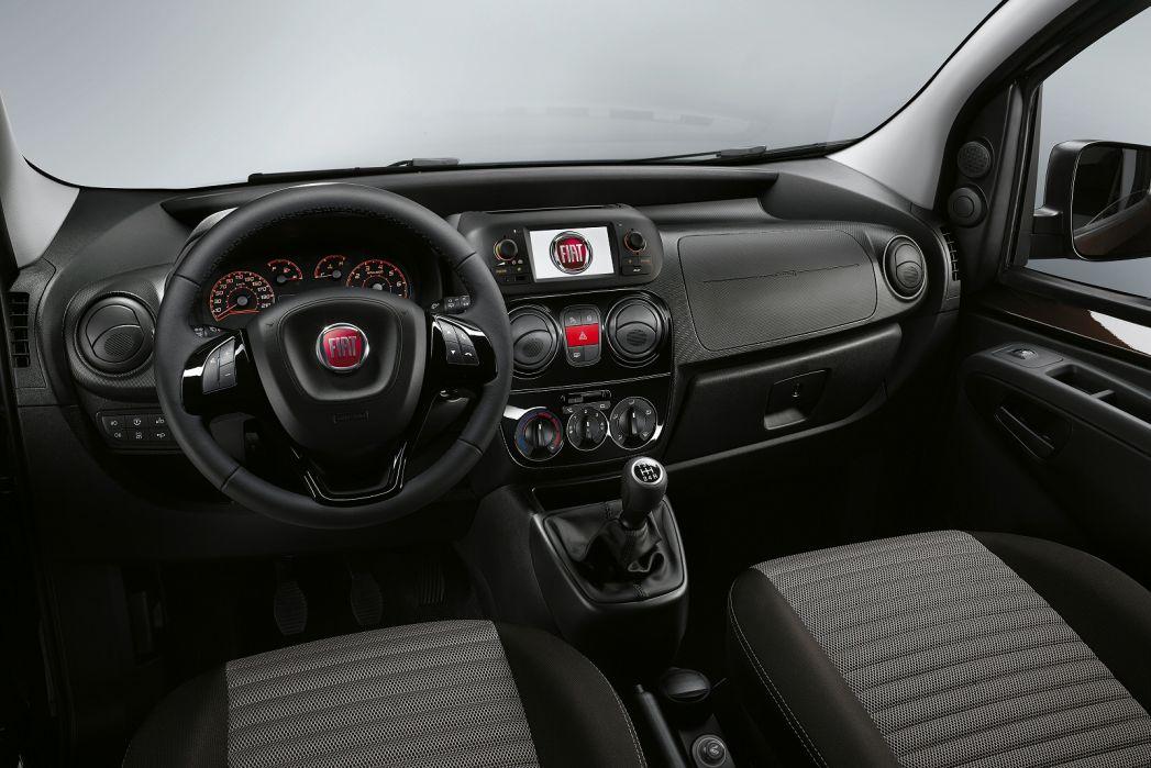 Image 6: Fiat Qubo Diesel Estate 1.3 Multijet Lounge 5dr
